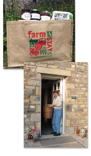 Farm Stay Bag & Shop Delivery